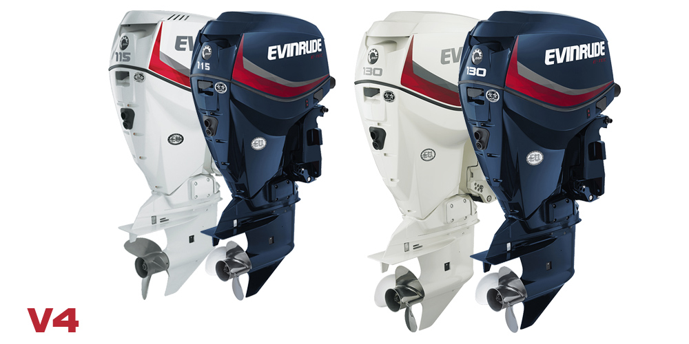 Evinrude Outboard Engines - ETEC Outboards For Sale - UK
